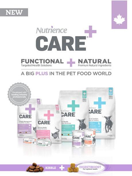 Nutrience Care Dog Food