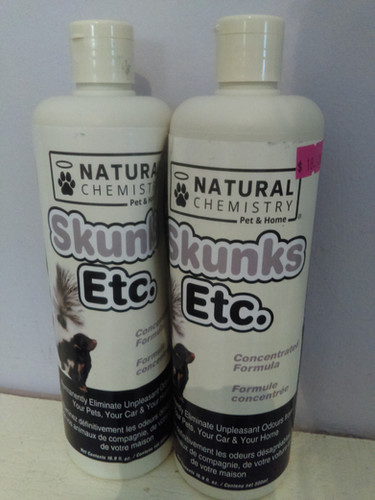 Skunks Etc Odour Formula