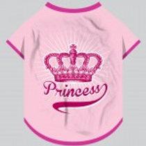 Yellow Hydrant Dog T-Shirt - Princess