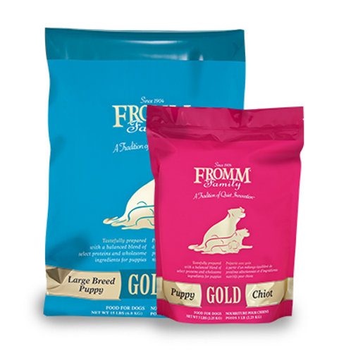 Fromm Gold Puppy Foods