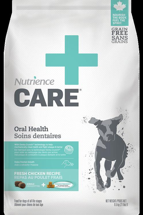 Nutrience Care Oral Health Dog Food