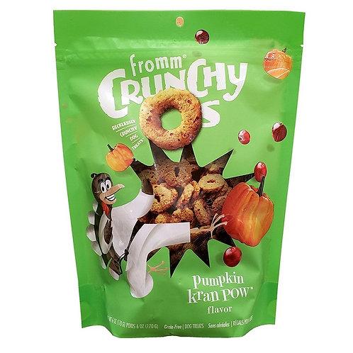 Crunchy O's Pumpin Kran PowDog Treats