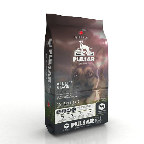 Pulsar Lamb Grain Free Dog Food