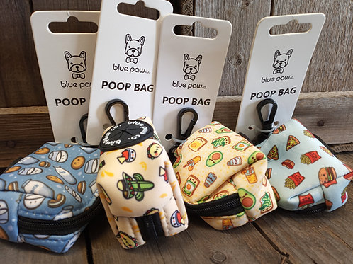 Poop Bag Dispenser by Blue Paw