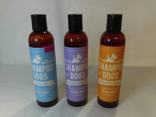 Black Sheep Organics Dog Shampoo 8oz