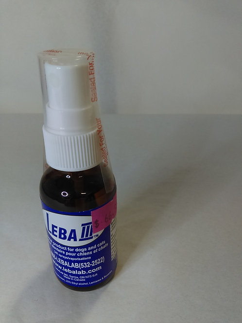 Leba III Dental Product for Cats and Dogs