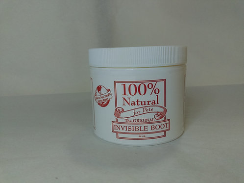 Invisible Boot Paw Wax 4oz