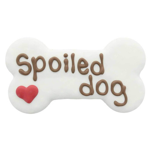 "Bosco and Roxy's Spoiled Dog 6"" Bone"