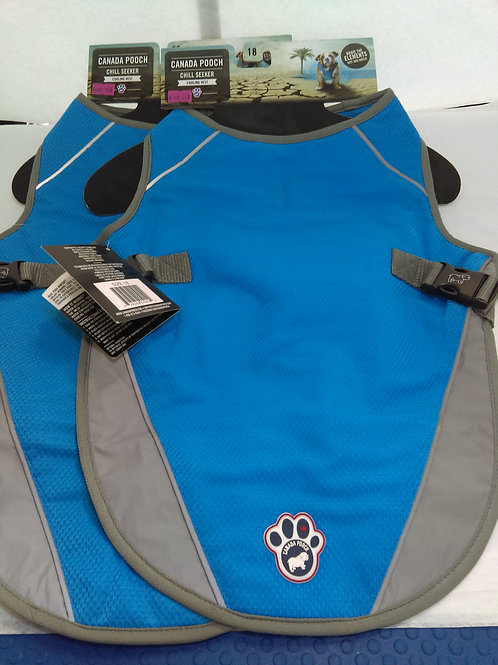 Canada Pooch Chill Seeker Cooling Vests