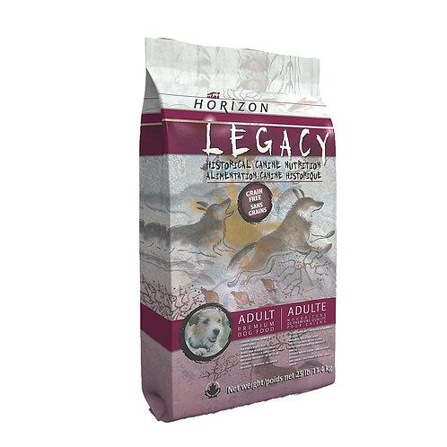 Legacy Adult Grain Free Dog Food