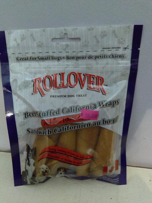 Rollover California Wraps 4 pack
