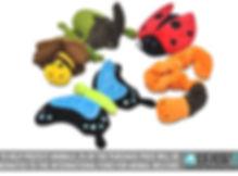 Bug Dog Toys