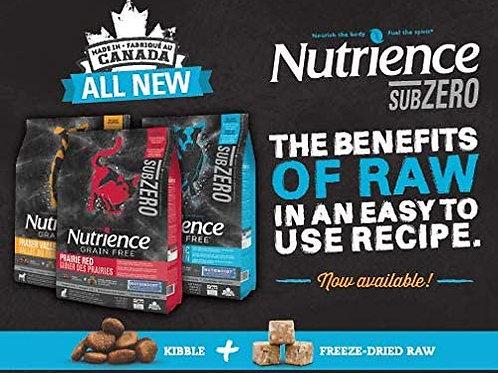 Nutrience SubZero Dog Food