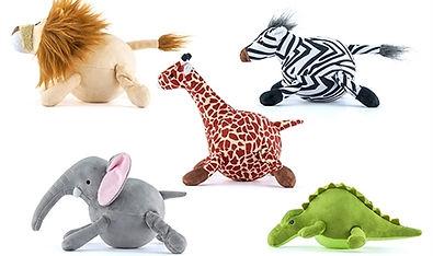 Safari Dog Toys