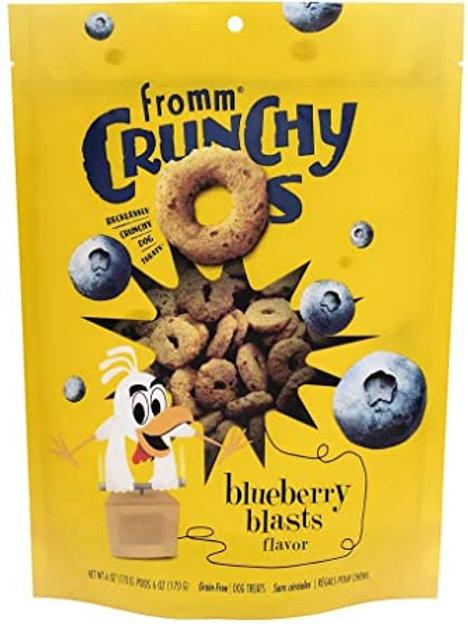 Crunchy O's Blueberry Blast