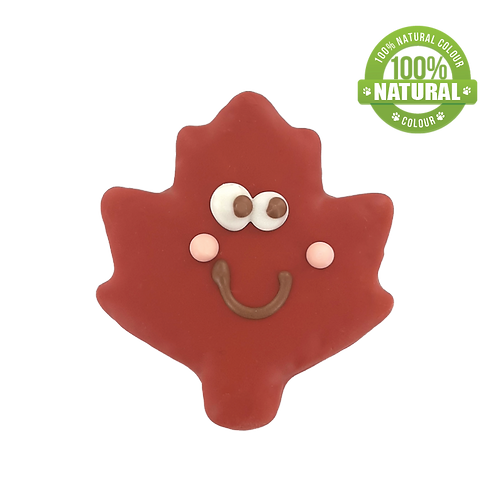 Bosco and Roxy's Canada Day Cookie