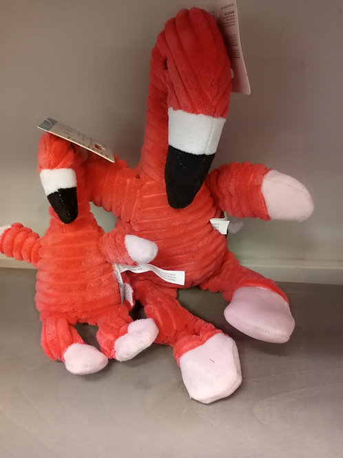 Flamingo Dog Toy