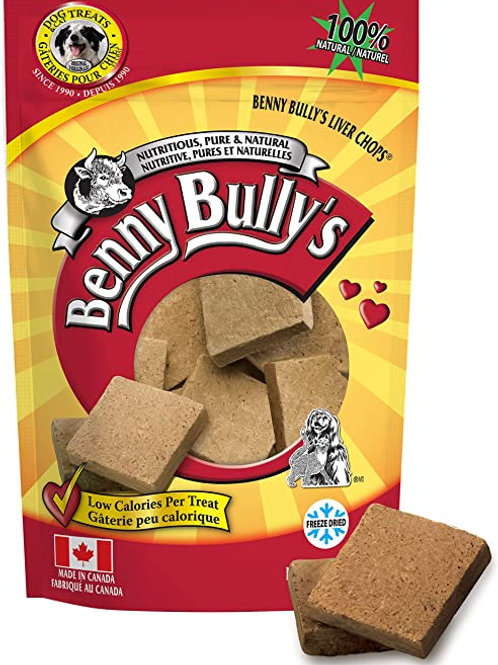 Benny Bully's Liver Treats80g