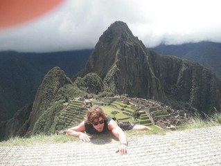 Day 3: Getting to Machu Picchu, COMPLETE! Bucket List Day.