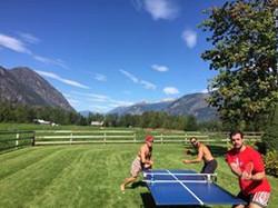 Pemberton British Columbia