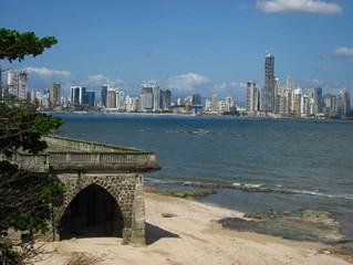 Panama City and The Amazing Panama Canal!