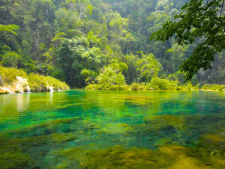 Breathtaking and Refreshing Semuc Champey, Guatemala!