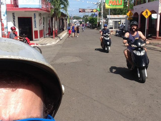The Journey | Part 4 | From Granada, to Isla Ometepe, Nicaragua!