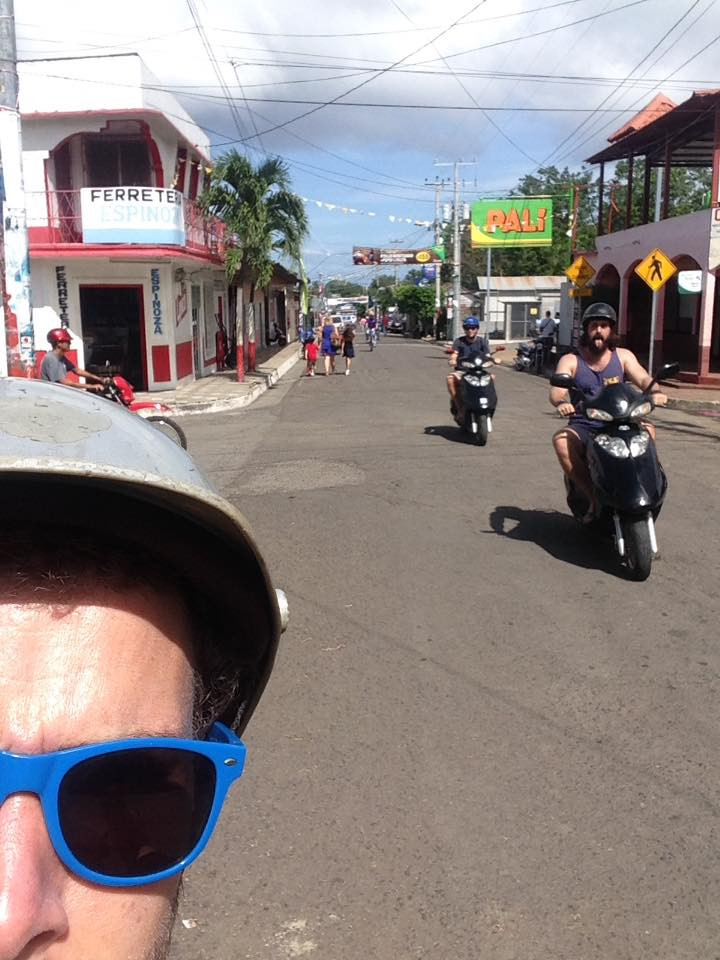 ometepe scooters