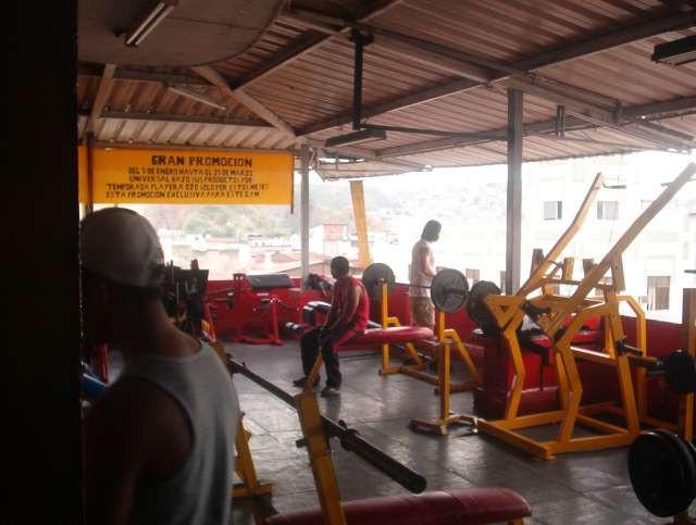 Guayaquil, Ecuador gym