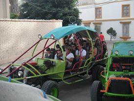 Huacachina tours