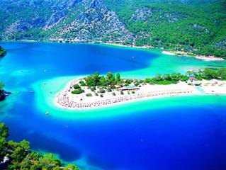 Boat Trip to the Blue Lagoon, Oludeniz, Turkey!