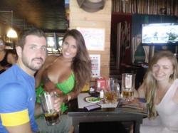 World Cup at a Bar