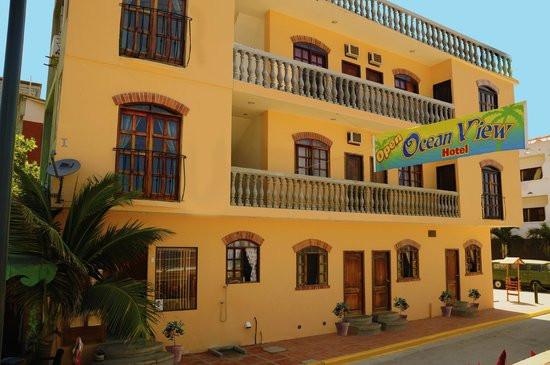 montanita hotels