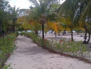My Beach House in Placencia, Belize!