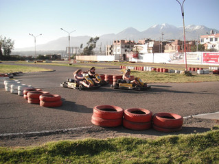 Go-Karting and More in Stunning Arequipa, Peru!