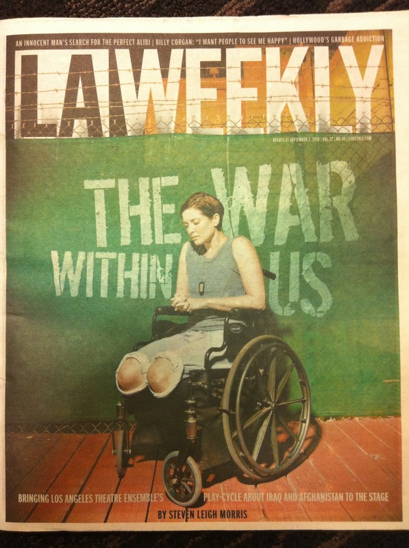LA Weekly Cover