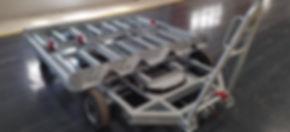 EAGLE Industries DWC Dubai GSE Trolley