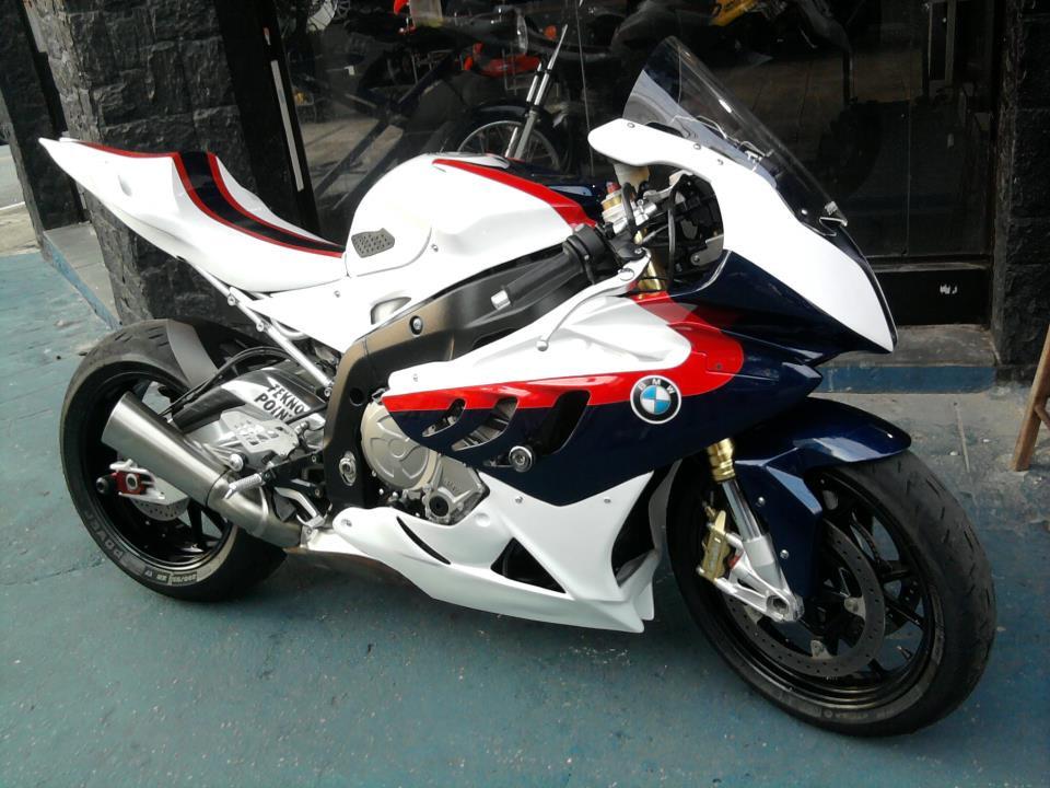 Bmw S1000RR Personalizada