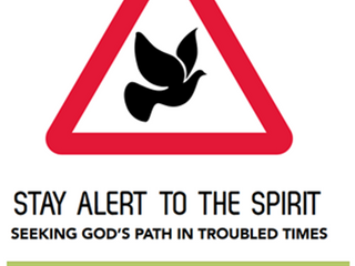 Stay Alert in the Spirit Course