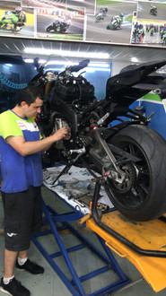Revisão BMW S1000RR