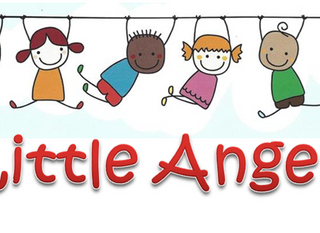 Little Angels babies and toddler group. Wednedays during term time