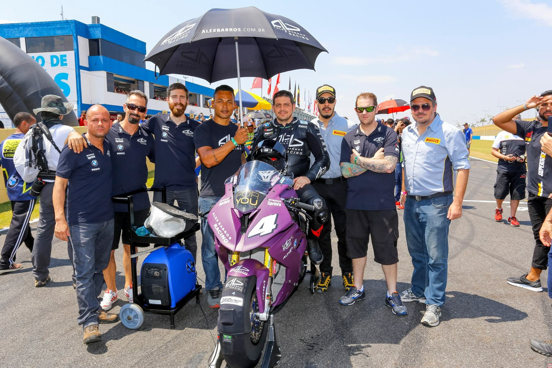Equipe Alex Barros Racing