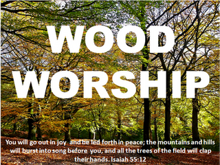 Worship in Judy Woods
