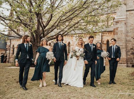Ben & Zoe's Wedding