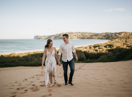 Kaylyn and Ethan's Engagement Shoot