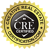 Certified Creative Real Estate Investor.