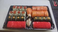 сушка сет роллы и суши Запорожье быстрая доставка