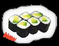 суши Запоржье маки авокадо доставка роллы