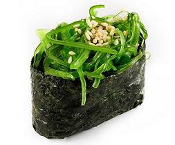 гункан с салатом чука сушм Запорожье доставка