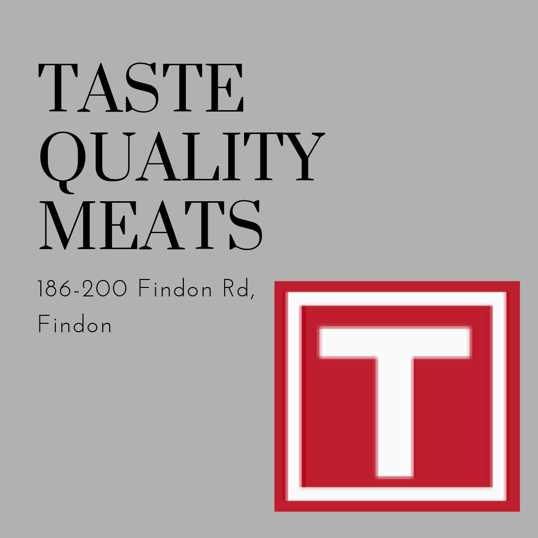Taste quality meats